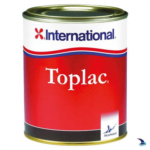 International Toplac Parlak Silikon Son Kat Boya 0,75 Lt. - Beyaz
