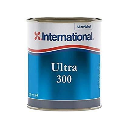 International Ultra 300 Zehirli Boya 2,5 Lt. - Siyah