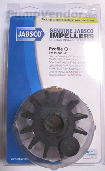 ITT Jabsco 17935-0001 İmpeller