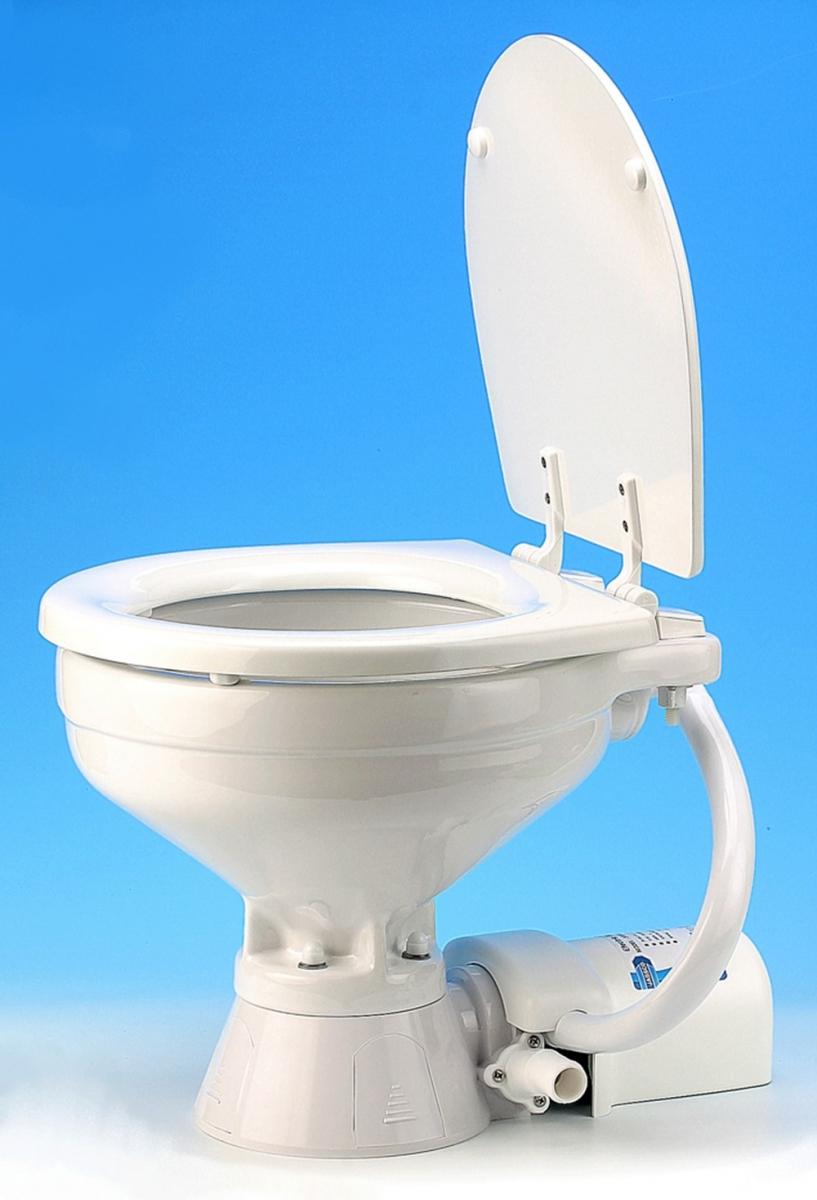 ITT Jabsco 37010 Elektrikli Tuvalet - Büyük Taş - 24V