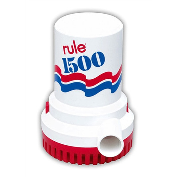 ITT Rule 02 Sintine Pompası 1500 GPH 12V
