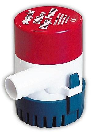 ITT Rule 26D Sintine Pompası 500 GPH 24V