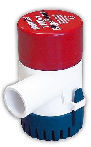 ITT Rule 28D Sintine Pompası 1100 GPH 24V