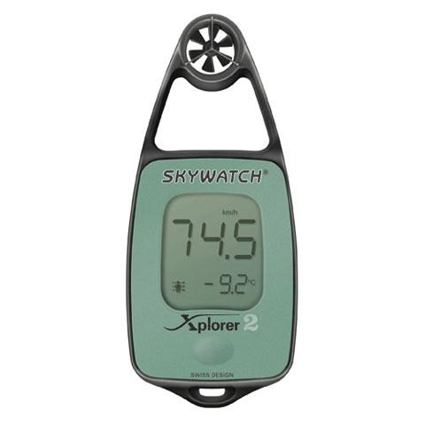 JDC Skywatch Xplorer 2 Anemometre/Termometre