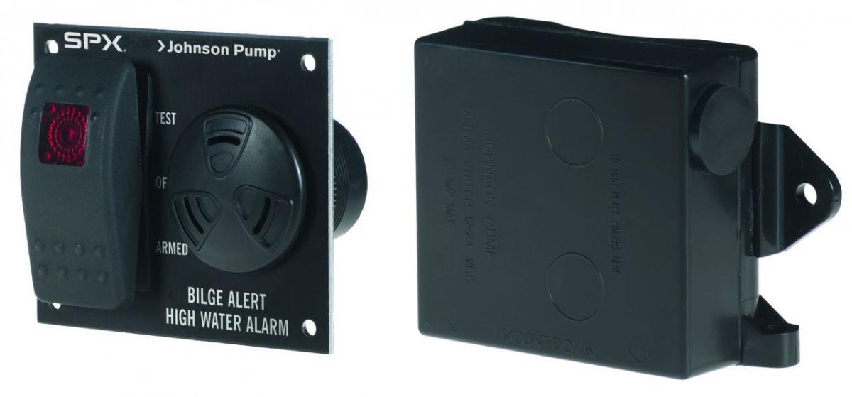 Johnson Pump Sintine Alarmı 12V