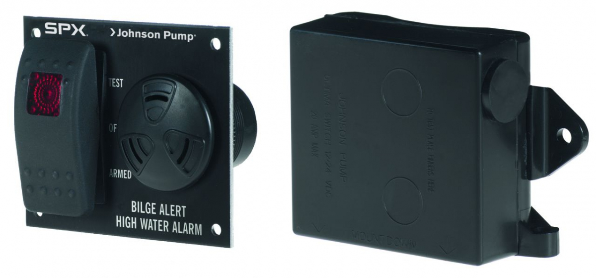 Johnson Pump Sintine Alarmı 12V