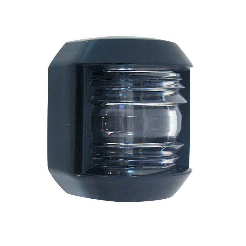 Lalizas Junior N12 Seyir Feneri Siyah Plastik - Pupa - Beyaz