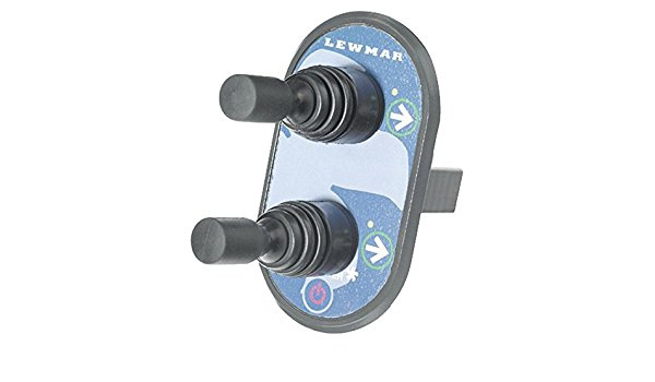 Lewmar Dual Joystick Panel Baş Pervanesi Kumanda Paneli