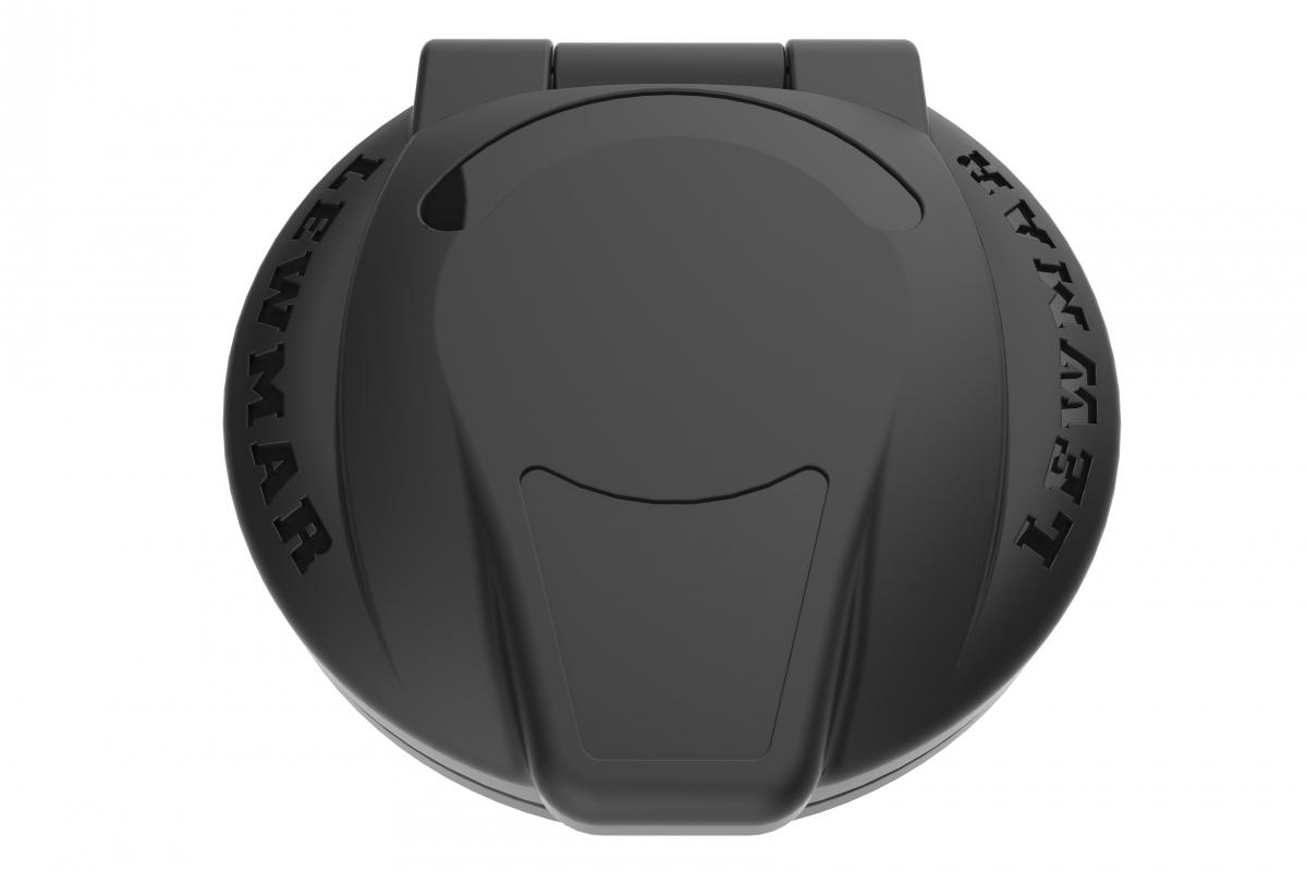 Lewmar Kapaklı Switch Siyah 60mm
