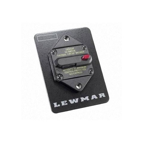 Lewmar Otomatik Sigorta AC/DC 50 A.