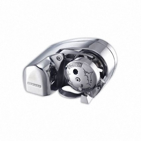 Lewmar Pro-Fish 700 Tambursuz Irgat 500W 6mm. 12V