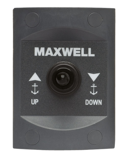 Maxwell Irgat Kontrol Paneli 12/24V