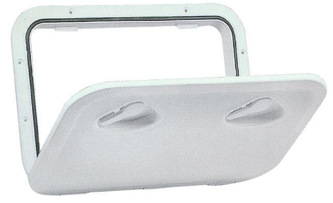 Nuova Rade Top Line Plastik Kapak - Beyaz