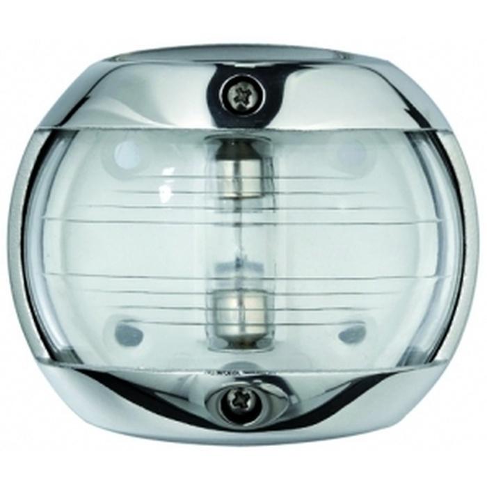 Osculati CLASSIC 12 Seyir Feneri AISI 316 Paslanmaz Çelik 12V - Pruva - Beyaz