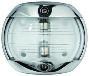 Osculati CLASSIC 12 Seyir Feneri AISI 316 Paslanmaz Çelik 12V - Pupa - Beyaz