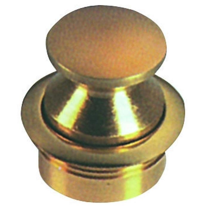 Osculati Classic Kulplu Kilit 13mm. - Sarı
