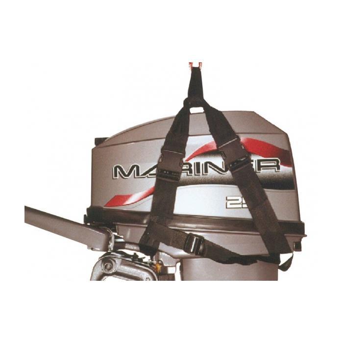 Osculati Dıştan Takma Motor Askısı- Üstten Tutmaklı