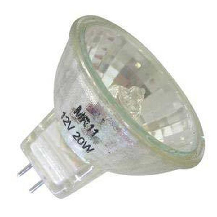 Osculati H3 Halojen Ampul - 24V/20W - Reflektörlü