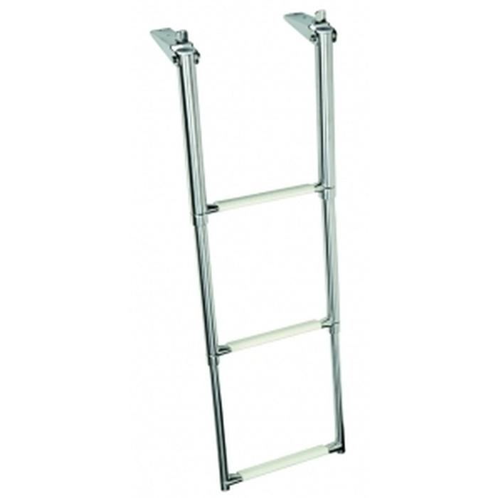 Osculati Katlanır Merdiven - 3 Basamaklı