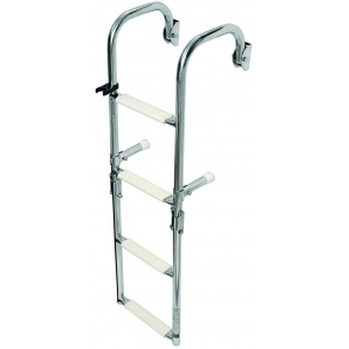 Osculati Katlanır Merdiven - 4 Basamaklı