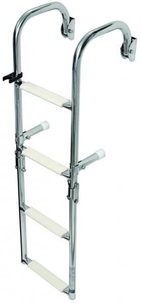 Osculati Katlanır Merdiven - 5 Basamaklı