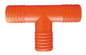 Osculati T Tipi Hortum Konnektörü 22mm. - Plastik