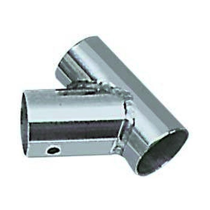 Osculati Vardavela T Bağlantı Parçası - 22mm. 60°