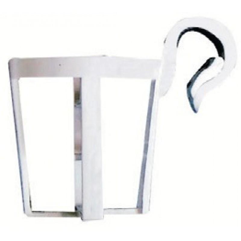 Plastik Bardaklık Beyaz 3 lü Paket
