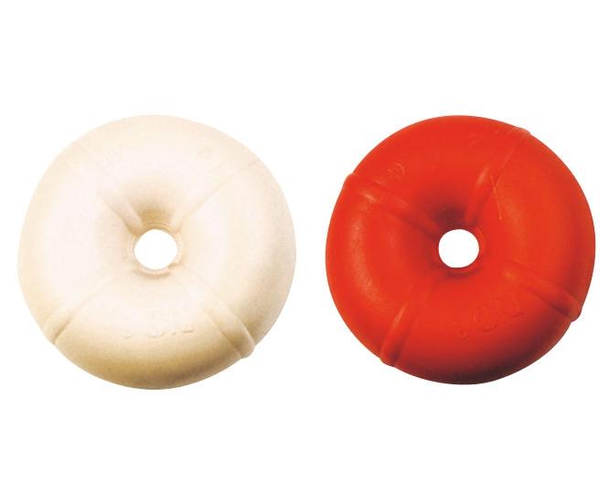 Plastik Mantar Şamandıra - 13cm. - Beyaz