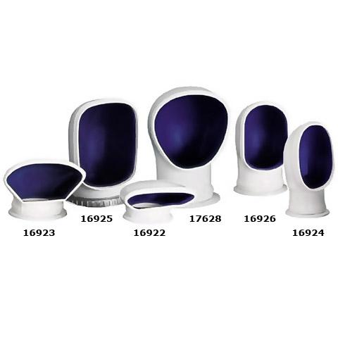 Plastimo 16926 Esnek PVC Manika - Mavi