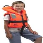 Plastimo Typhoon 100N Çocuk Can Yeleği - Turuncu - 20-30kg.