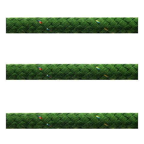 Polyropes Cruising-Skot Mat Iskota Halatı 14mm. Yeşil