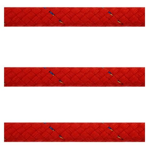 Polyropes Cruising-Skot Mat Iskota Halatı 16mm. Kırmızı