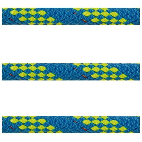 Polyropes Dyneemic Racer 2002 Iskota Halatı 14mm. Mavi-Sarı