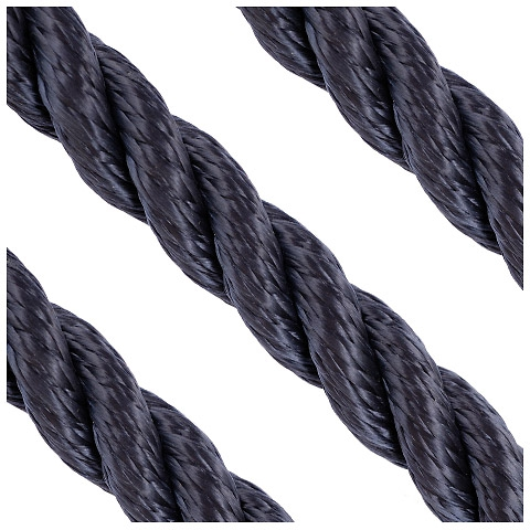 Polyropes Polysoft Bağlama Halatı 18mm. Lacivert