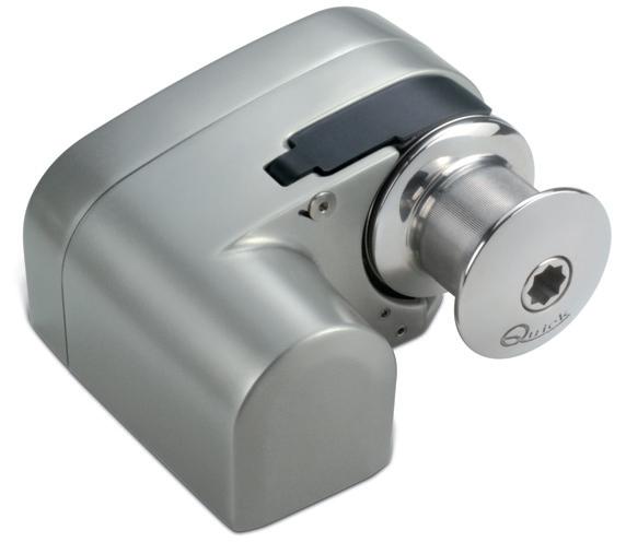 Quick Ultra Genius Tamburlu Irgat 800W 8mm. 24V