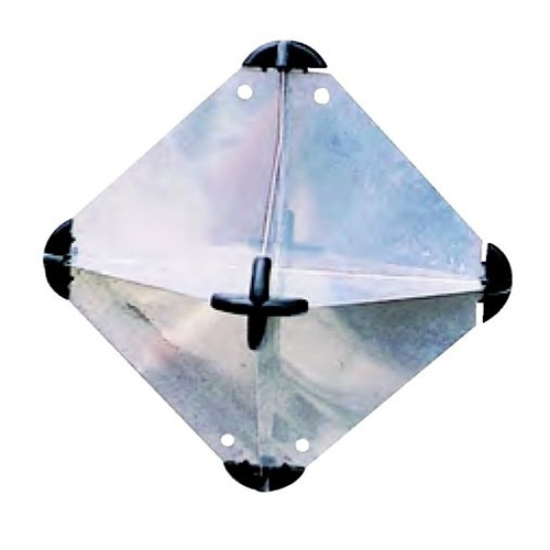 Radar Reflektörü 28x28cm.