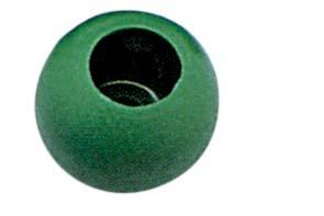 Ronstan RF1315 Plastik İp Stoper Topu - Yeşil