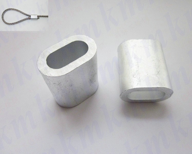Ferrule Klemens 4mm. - Alüminyum