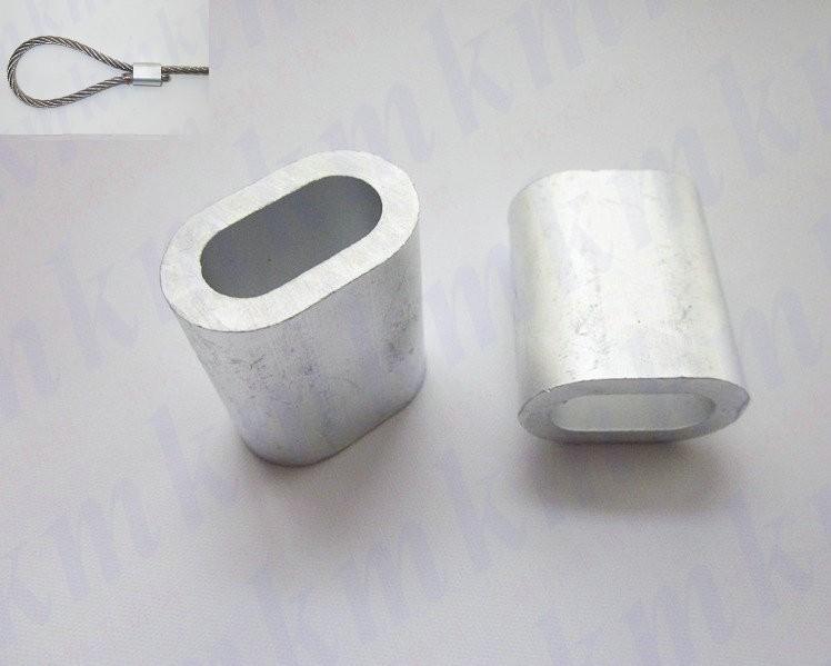 Ferrule Klemens 5mm. - Alüminyum