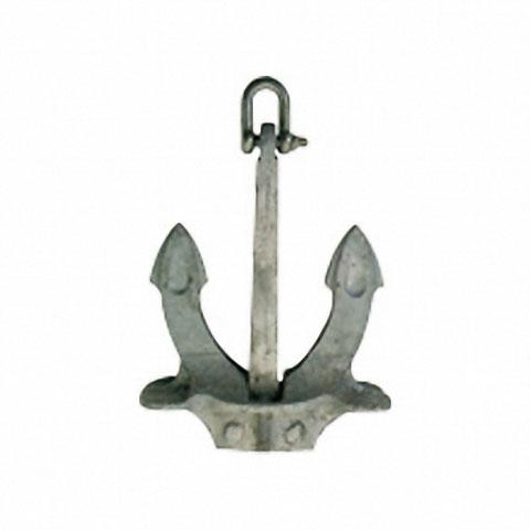 Saray Gemi Çıpası 80kg. - Çelik Döküm