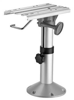 Koltuk Ayağı - Aluminyum - 53-78cm. Yükseklik Ayarlı