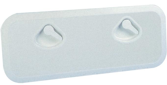 Saray Plastik Kapak 240x600mm.