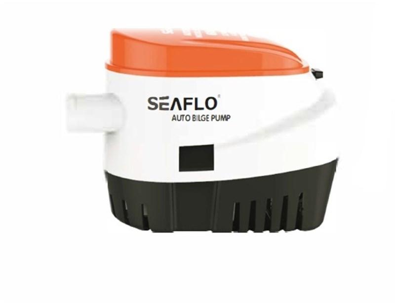 Seaflo Otomatik Sintine Pompası 1100 GPH 24V