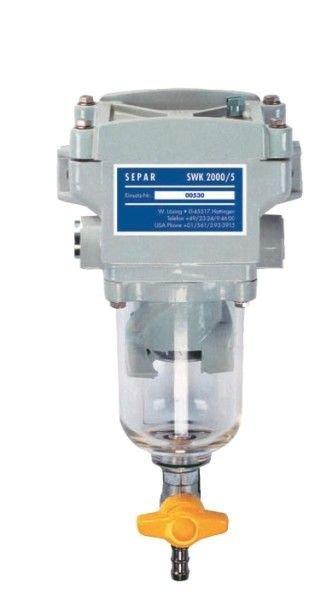 Separ 2000/5/MB Benzin Su Separatörü