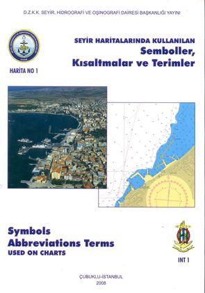 SHODB Seyir Haritalarında Kullanılan Semboller Kısaltmalar ve Terimler