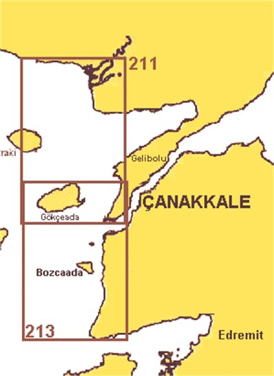 SHODB Seyir Haritası 213