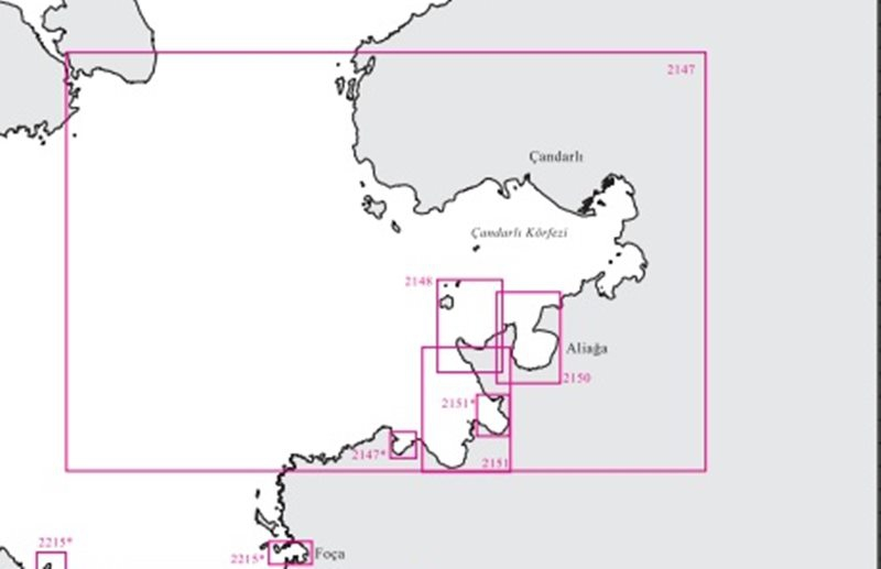 SHODB Seyir Haritası 2151