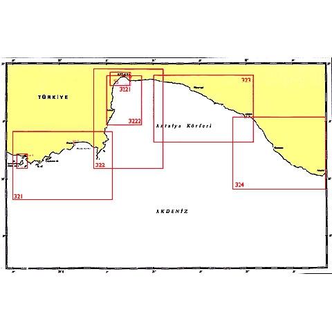 SHODB Seyir Haritası 322