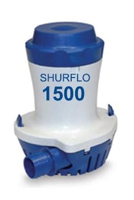 Shurflo Sintine Pompası 1500 GPH 12V
